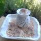 Pastilla CANELA cera de SOJA NATURAL para quemadores, ecológica 20ml, 1-4 unidades