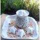 Pastilla LAVANDA cera de SOJA NATURAL para quemadores, ecológica 20ml, 1-4 unidades
