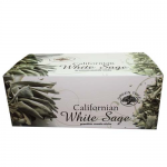 Incienso Salvia Blanca. Intenso aroma, Green Tree 15 varillas