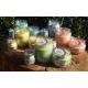 Vela de masaje FRESCOR Y RELAX soja, limón y lavanda, ecológica 30-100-200ml