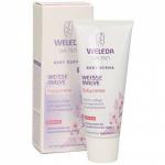Crema de Pañal Malva Blanca Piel atopica dermatitis Bebé 50ml, Weleda
