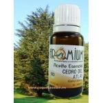 Aceite esencial CEDRO DE ATLAS BIO 10ml - Aromaterapia