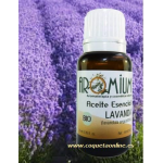 Aceite esencial LAVANDA BIO 10ml - Aromaterapia