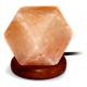 Lámpara de Sal Himalaya USB Diamante