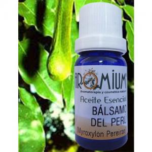 Aceite esencial BÁLSAMO DEL PERÚ 10ml - Aromaterapia