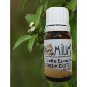 Aceite esencial VERBENA EXOTICA 10ml - Aromaterapia