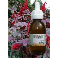Aceite de RICINO vegetal 125ml
