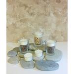 Vela de té de cera de SOJA, ecológica 10ml