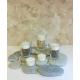 Vela de té de cera de SOJA, ecológica 20ml Aroma NATURAL