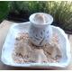 Pastilla CITRONELA ANTIMOSQUITOS cera de SOJA NATURAL para quemadores, ecológica 20ml, 1-4 unidades