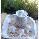 Pastilla ROMERO cera de SOJA NATURAL para quemadores, ecológica 20ml, 1-4 unidades