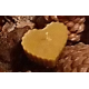 Vela Corazón cera pura de abejas, 45gr