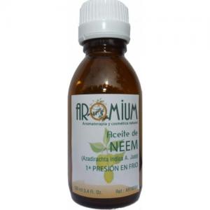 Aceite puro de NEEM BIO 100% ORGÁNICO prensado en frío, 30-125ml