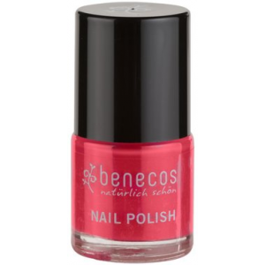 Esmalte de uñas HOT SUMMER CORAL Benecos, 9ml