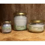Vela de masaje TONIFICANTE soja, romero y eucalipto, ecológica 30ml