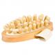 Cepillo de masaje ANTICELULITIS de madera