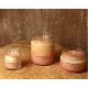 Vela de masaje SENSUAL FLORAL AFRODISIACA soja, rosas, jazmín y ylang ylang ecológica 30-100-200ml