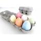 Bombas de baño Huevo en Huevera, mezcla de 6 aromas