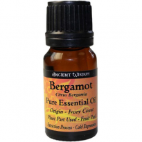 Aceite esencial BERGAMOTA 10ml - Aromaterapia AW