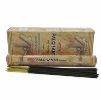 Incienso PALO SANTO Ganesh, 20 varillas