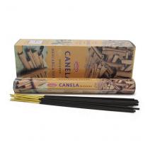 Incienso CANELA Ganesh, 20 varillas