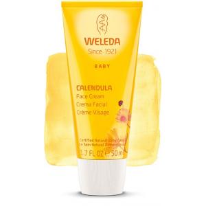 Crema facial de Caléndula Bebés y Niños 50ml, Weleda