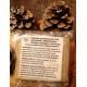 Ambientador natural ESTRELLA grande cera soja natural Aromas Variados 30-40gr