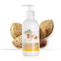 Body Milk Alemendras Dulces Nutritivo y Emoliente 300ml, Corpore Sano