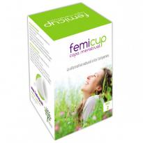 Copa menstrual Talla M (2) ecológica, hipoalergénica Femicup, Jahisil