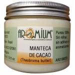 Manteca de CACAO BIO. Pura, cruda 125-225ml