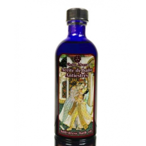 Aceite de baño ANTIESTRES 100ml, Radhe Shyam