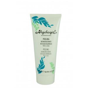 Peeling facial y corporal de Algas Blancas desincrustante 200ml, Algologie