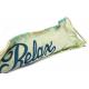 Almohada terapéutica Relax Celeste. Trigo y Lavanda, Super Suave