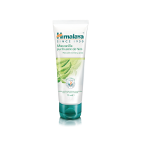 Mascarilla facial NEEM y CÚRCUMA Purificante 75ml, Himalaya Herbals
