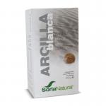 Arcilla Blanca de Caolín uso int-ext 250gr, Soria Natural