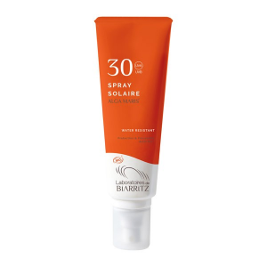 Spray Solar Cara y Cuerpo SPF 30 BIO-ECO 125ml, Alga Maris