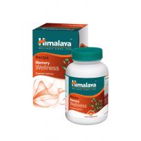 BACOPA Memoria y Concentración Wellnes 60cáps, Himalaya Herbals
