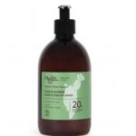 Jabon de Alepo Líquido BIO 20% Laurel aceite HIGO CHUMBO, pieles irritadas, maduras. 500ml, Najel