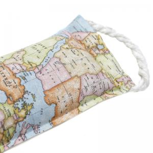 Bolsa terapéutica Mapa Mundi Trigo y Lavanda, Calor y frío