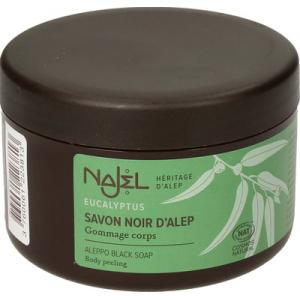 Jabon negro de Alepo con eucalipto 200gr, Najel