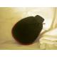 Guante negro hamman exfoliante, Najel