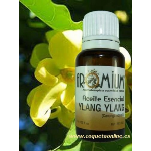 Aceite esencial YLANG YLANG III 10ml - Aromaterapia