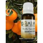 Aceite esencial MANDARINA 10ml - Aromaterapia