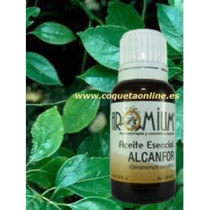 Aceite esencial ALCANFOR 10ml - Aromaterapia