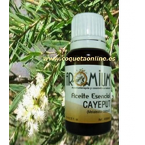 Aceite esencial CAJEPUT 10ml - Aromaterapia