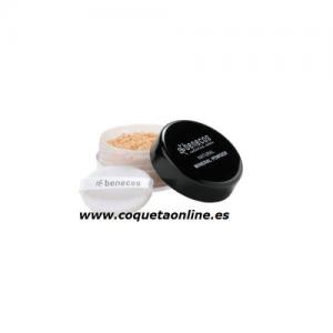 Maquillaje en Polvo ARENA CLARO BIO (Light Sand 1) Benecos