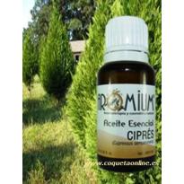 Aceite esencial CIPRÉS 10ml - Aromaterapia