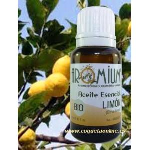 Aceite esencial LIMÓN BIO 10-30ml - Aromaterapia