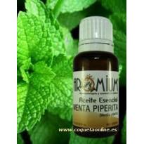 Aceite esencial MENTA PIPERITA 10-30ml - Aromaterapia