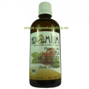 Aceite puro ROSA MOSQUETA BIO, 30ml